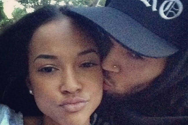 Karrueche and Chris Brown back together