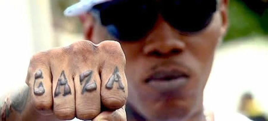 Kartel gaza tattoo
