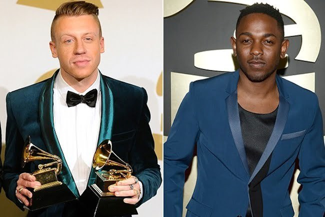 Kendrick Lamar and Macklemore
