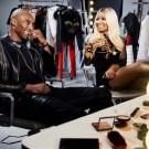 Kobe Bryant and Nicki Minaj