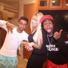 Lil Twist Nicki Minaj and Lil Wayne