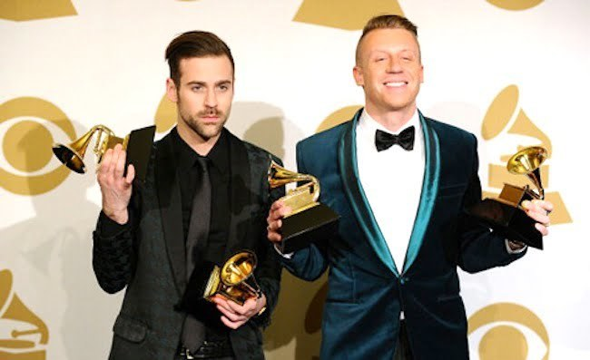 Macklemore And Ryan Lewis Grammy