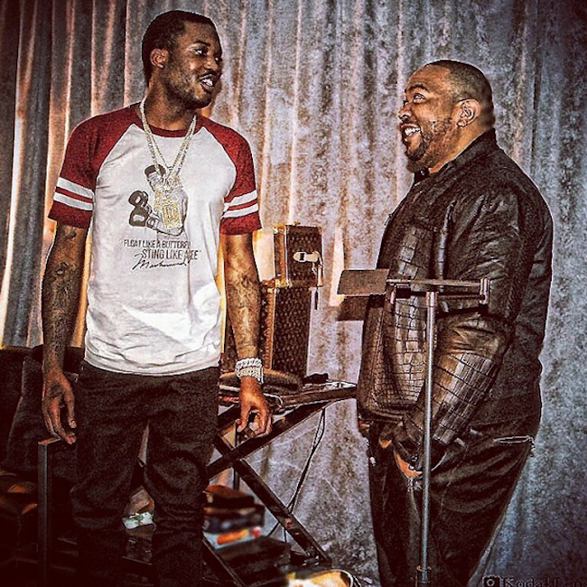Meek Mill and Timbaland