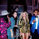 Melina Beyonce and Jay Z