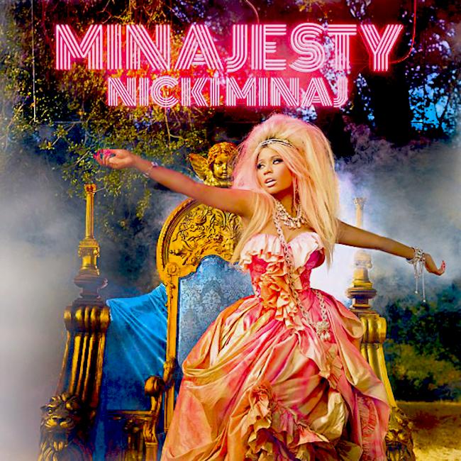 Nicki Minaj Majesty