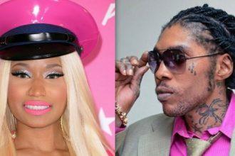 Nicki Minaj New Album To Feature Vybz Kartel [Exclusive]