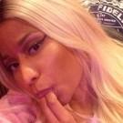 Nicki Minaj selfie Instagram 2