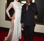 Paris Hilton and Birdman Grammy 2014