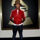 Pharrell Williams Grammy 2014