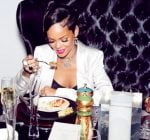 Rihanna New Years Party 12