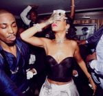 Rihanna New Years Party 3