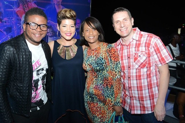 Tessanne Chin Home coming 2