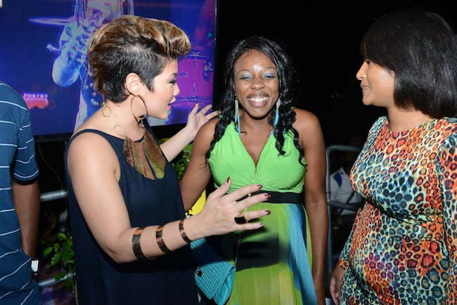 Tessanne Chin Home coming 8