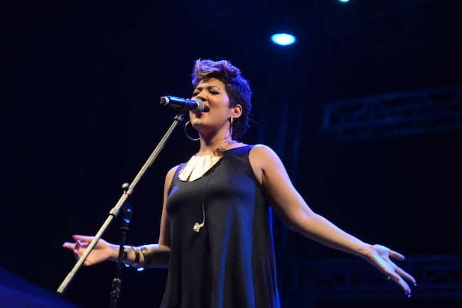 Tessanne Chin Home coming