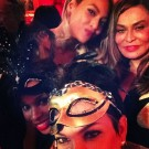 Tina Knowles 60 birthday bash