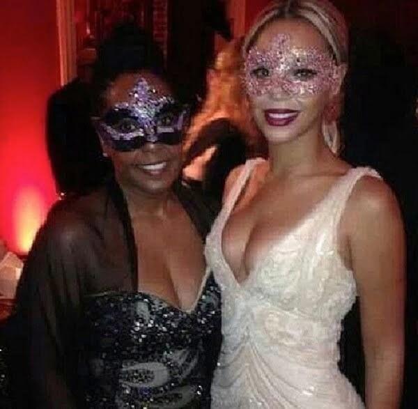 Tina Knowles 60 birthday bash 3