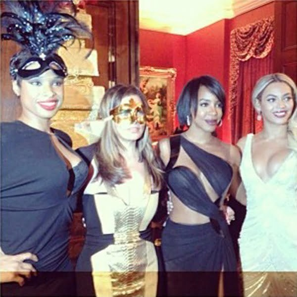 Tina Knowles 60 birthday bash 4