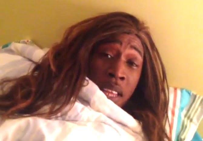 Tony Matterhorn wig
