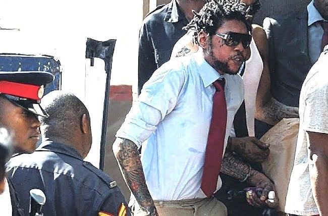 Vybz Kartel Murder Trial pic