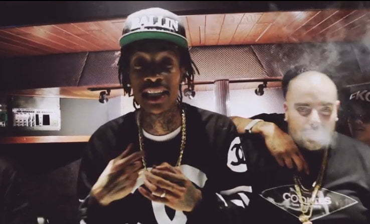 Wiz Khalifa Berner Chapo video