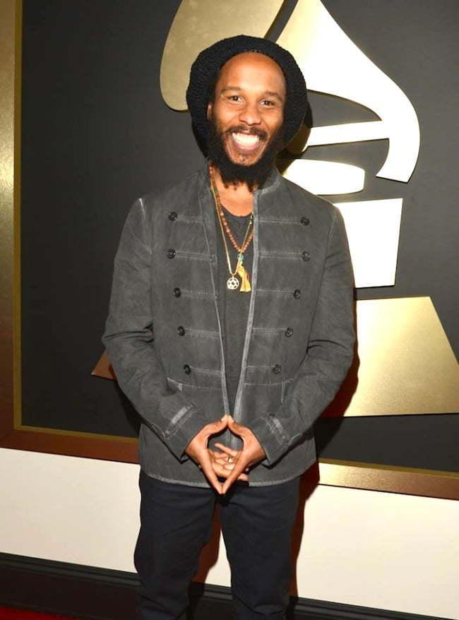 Ziggy Marley Grammy