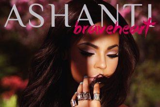 "Ashanti Album ""Braveheart"" Tracklisting, Cover Art"