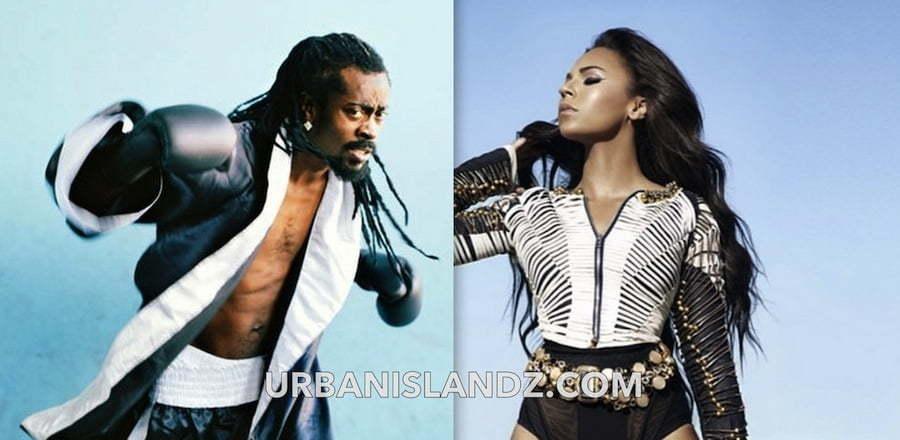 Beenie Man and Ashanti