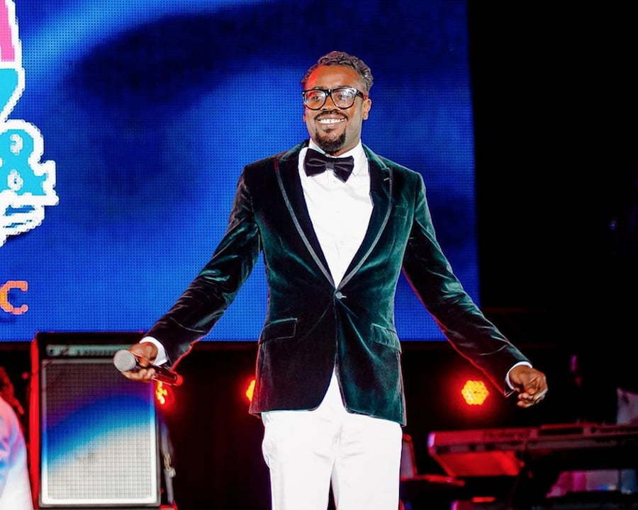 Beenie Man at Jamaica Jazz and Blues