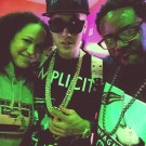 Bieber and T-Pain girlfriend