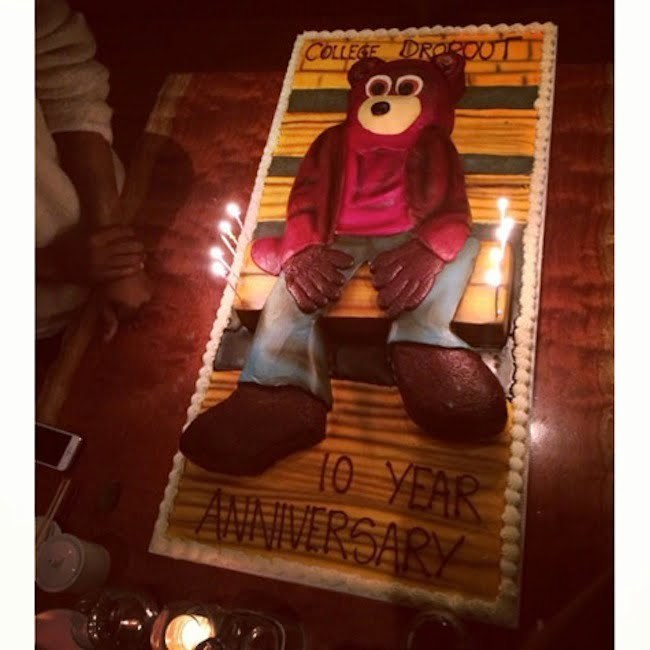 College Dropout 10th anni