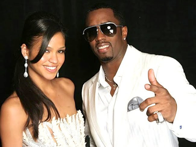 Diddy and Cassie engaged