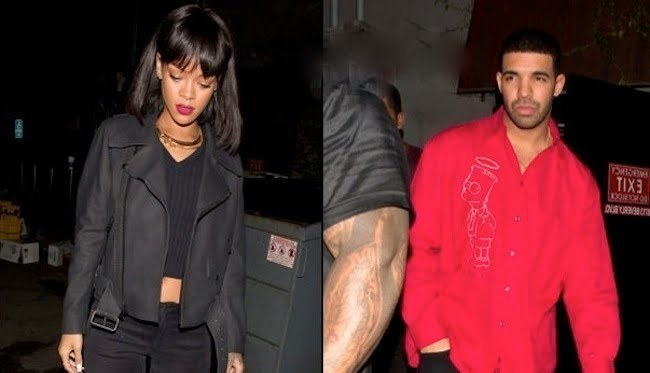 Rihanna och drake 2014 dating
