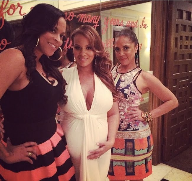 Evelyn Lozada baby shower 3