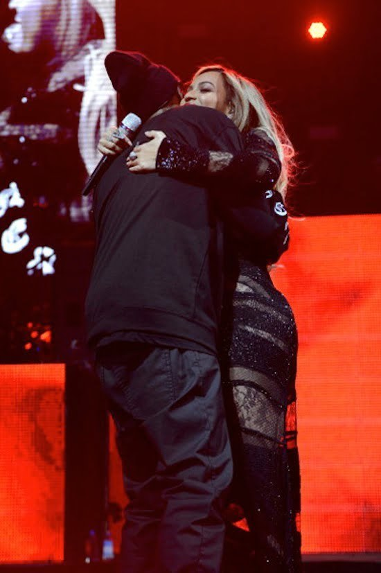 beyonc and jay z perform drunk in love super bowl concert video dancehall hiphop. Black Bedroom Furniture Sets. Home Design Ideas