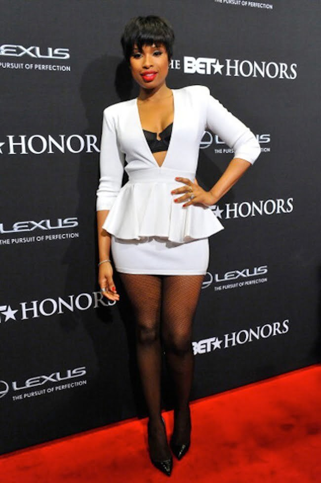 Jennifer Hudson BET Honors