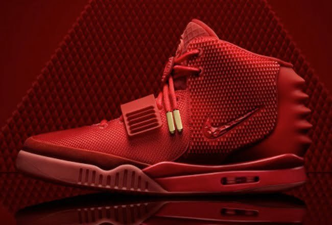 Kanye West Nike Air Yeezy 11 Red