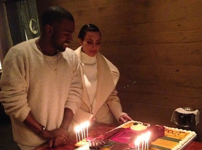 Tyga, Blac Chyna Double Date With Kanye West And Kim Kardashian [PHOTO]