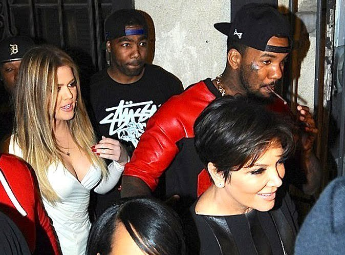 Khloe The Game dating