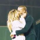 Kim Kanye proposal