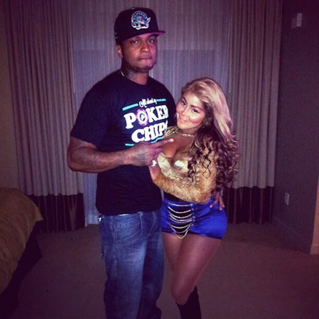 Lil Kim baby daddy Mr. Papers