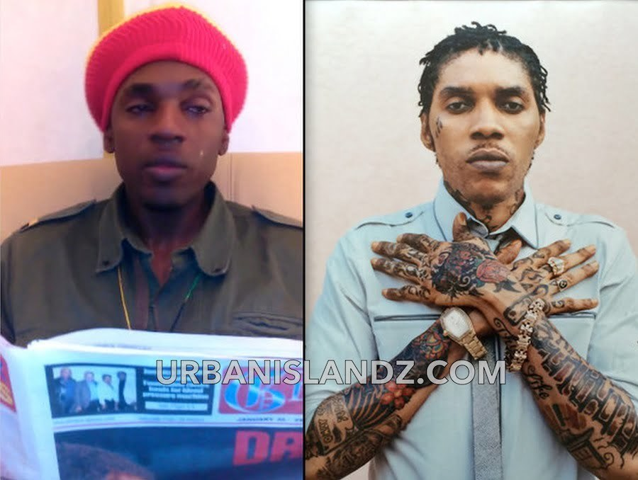 Mad Ras and Vybz Kartel