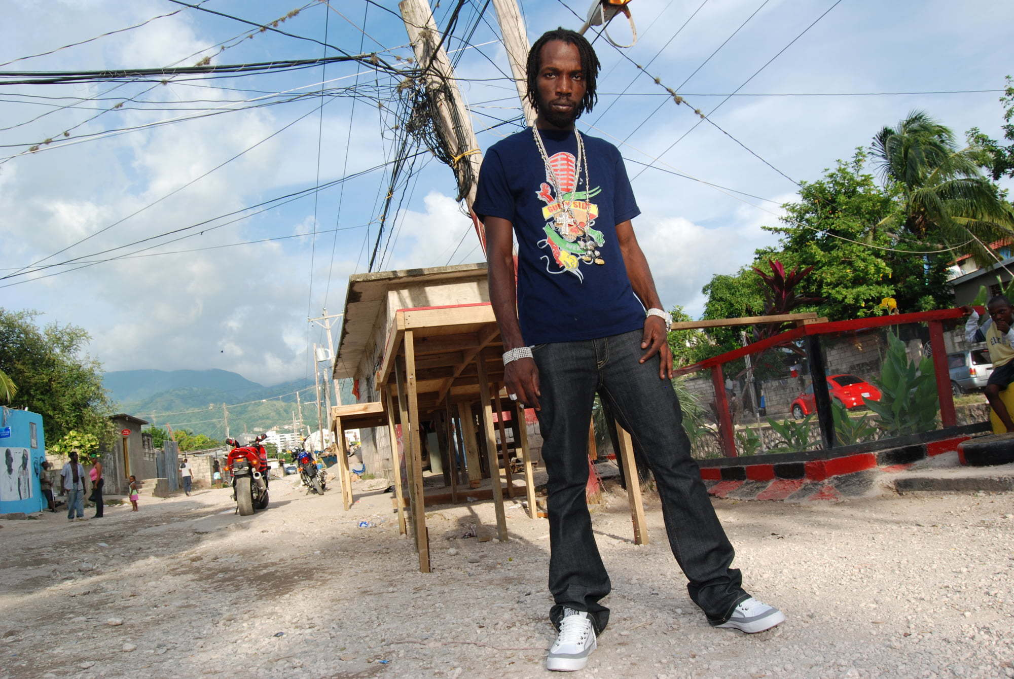 Mavado Pon The Gully