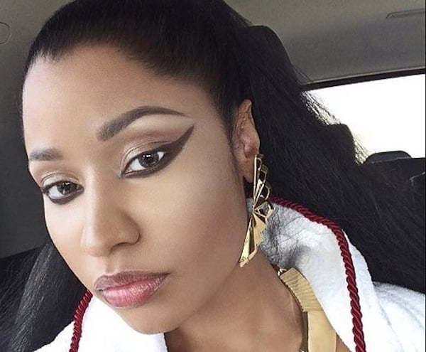 Nicki Minaj 2014 new look