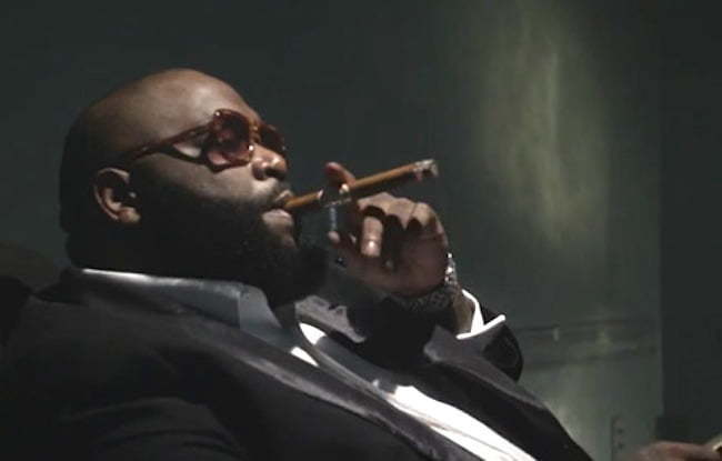 Rick Ross Nobody Video