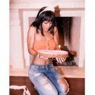 Rihanna 26th birthday cake