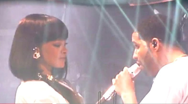 Rihanna Drake Paris