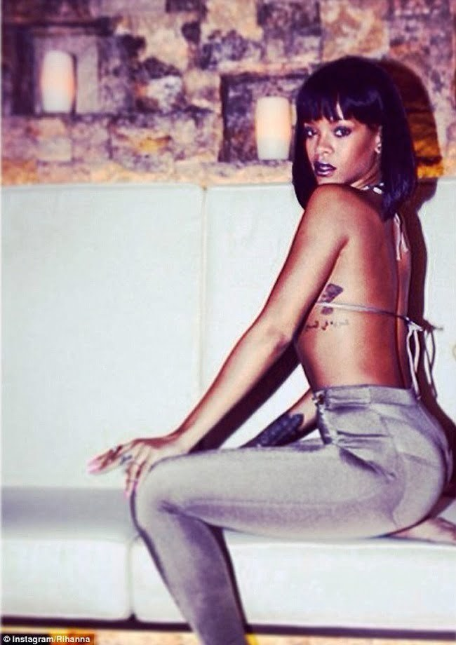 Rihanna aspen 2