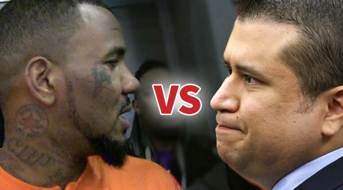The Game George Zimmerman boxing match