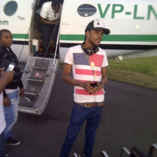 Tommy Lee Sparta in Dominica