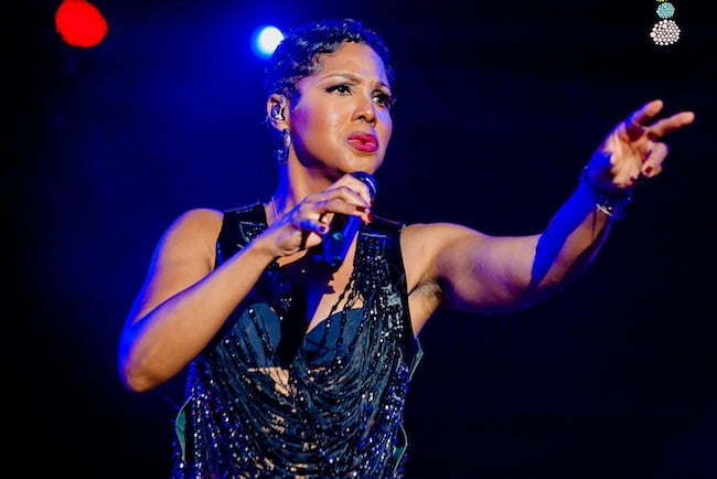 Toni Braxton Jamaica Jazz Blues 3
